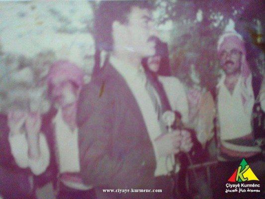 فرقة هاوار مع الفنان الراحل عدنان دلبرين