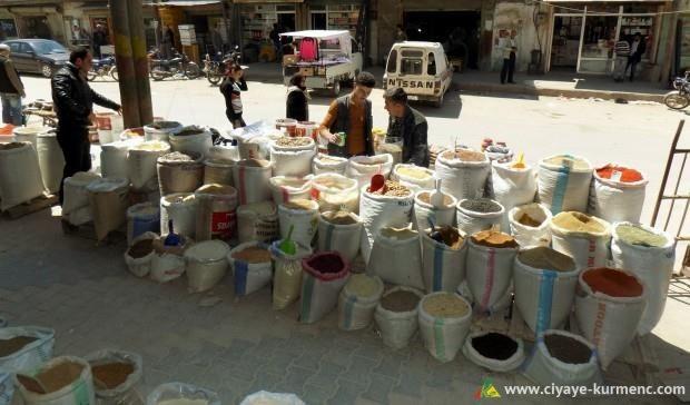 صور بازار عفرين