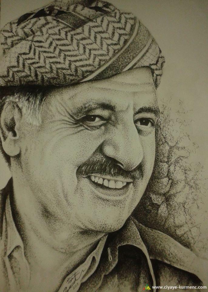 القائد عبد الرحمن قاسملو