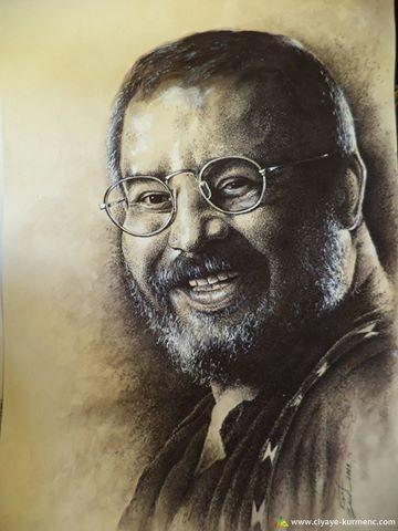 الفنان أحمد كايا