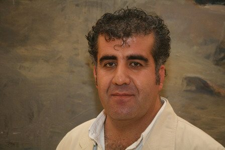 الفنان التشكيلي فاروق محمد