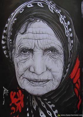 المرأة الكردية - فلكلور