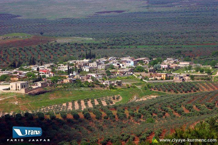 قرى عفرين