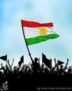 تاريخ العلم الكردي
