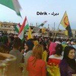 نوروز ديريك Dêrik Newroz 2014