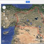 خريطة كردستان الكبرى | صور خارطة Map of Kurdistan