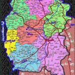 خريطة عفرين – Afrin map
