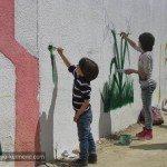 منقدر ..نلون الحياة / ورشة فنية في عفرين 124