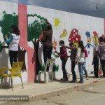 منقدر ..نلون الحياة / ورشة فنية في عفرين 16