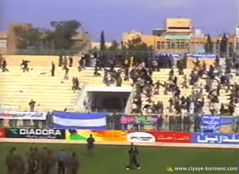 احداث قامشلو 2004 - انتفاضة قامشلو 1