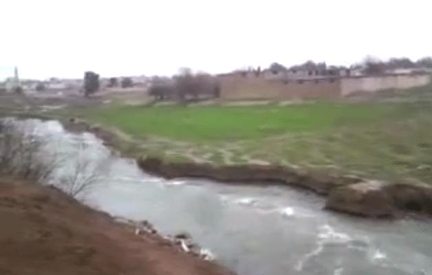 نهر جقجق - قامشلو