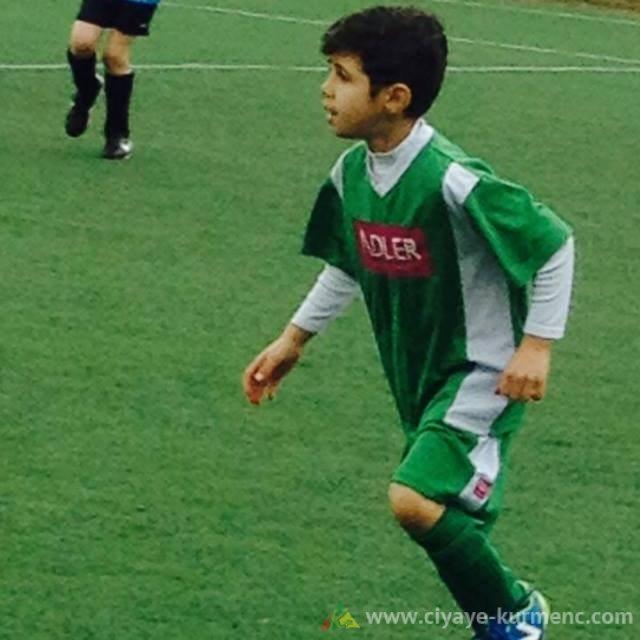 اللاعب الكردي آلان معمو Alan Mamo