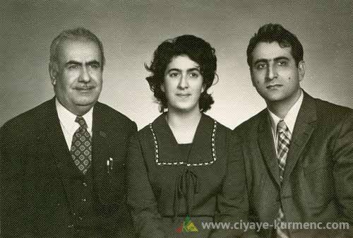 صورة نادرة لأدباء الكورد