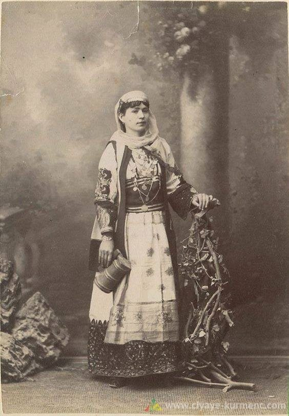 المرأة الكردية 1940
