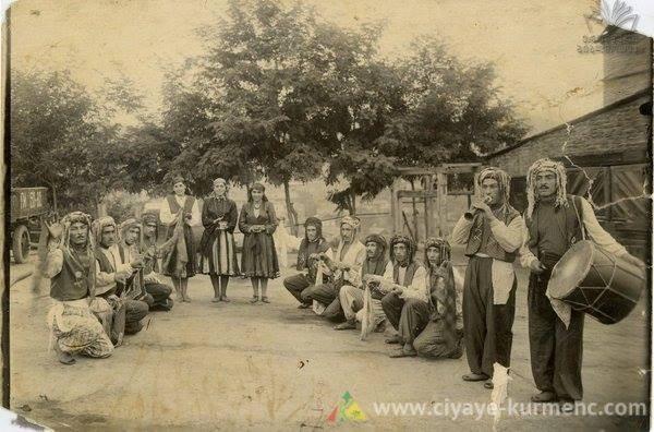 تراث أكراد -أذربيجان