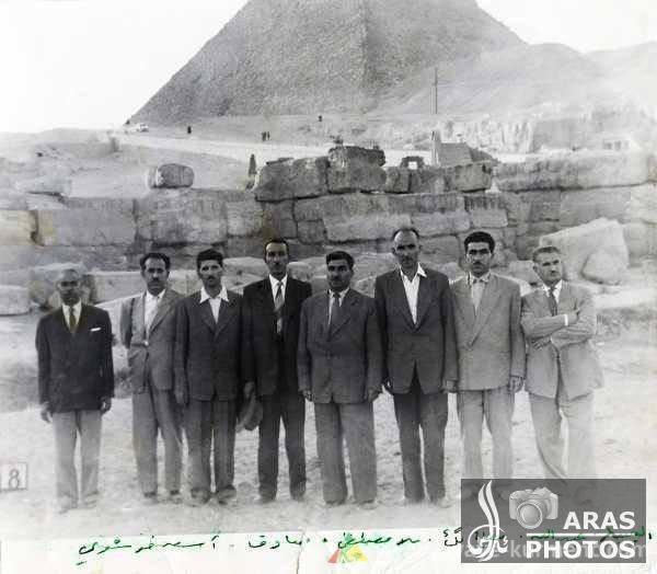 رحلة القائد ملا مصطفى البارزاني