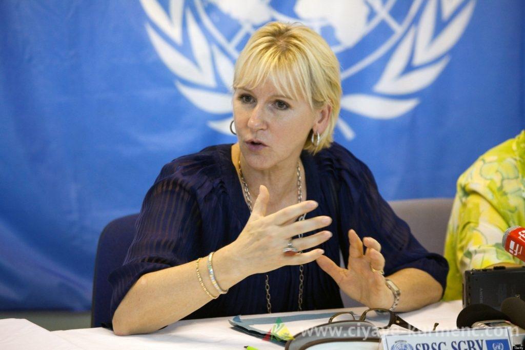 Margot Wallstrom
