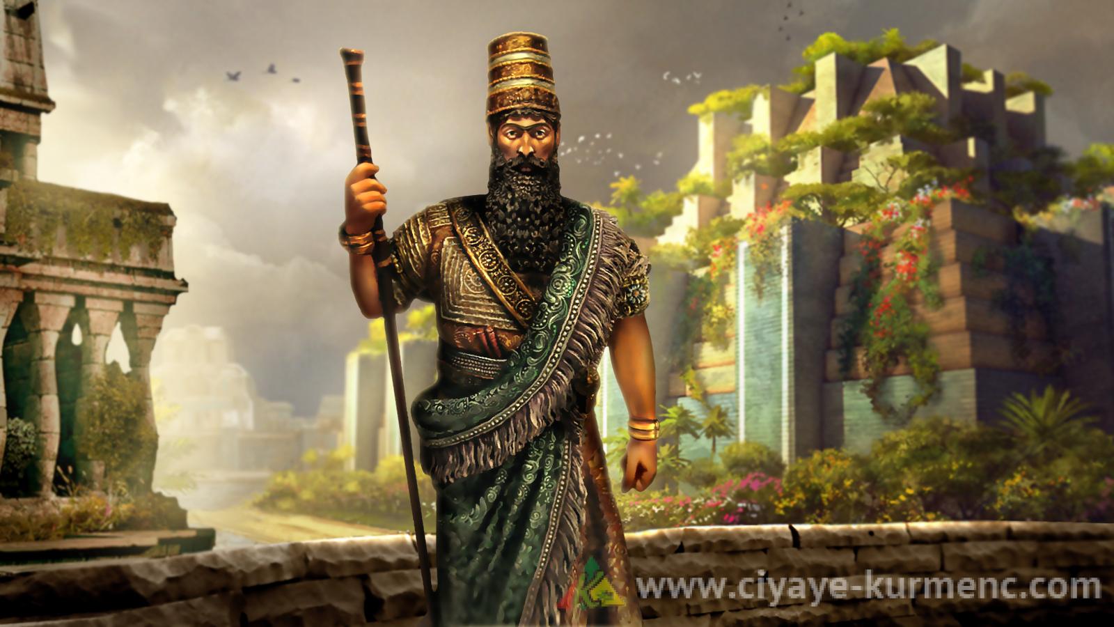 الكورد هم من أسقطوا أول امبراطورية استعمارية توسعية قامت في التاريخ البشري ، وهي الإمبراطورية ( الآكادية ) ! 1