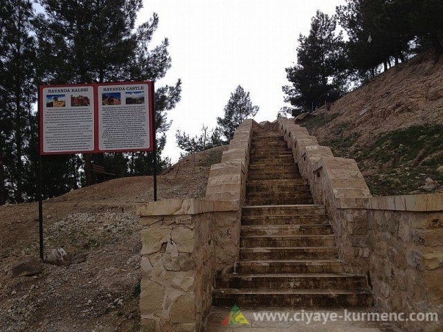 قلعة الراوندان RAWNDAN 7