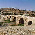 الجسور في منطقة عفرين
