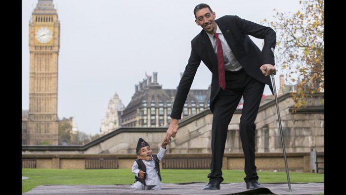 أطول رجل في العالم هو كردي 7